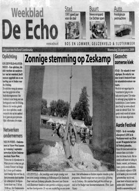 2009 Zeskamp